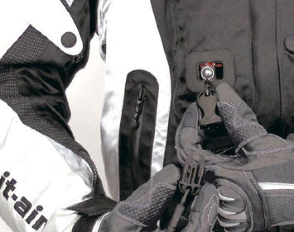 Airbags para moto: seguridad y comodidad van de la mano