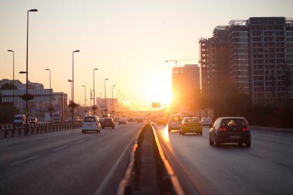 Cómo sobrevivir al calor cuando vas en coche