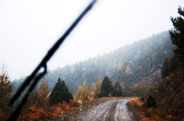 Al mal tiempo, buena conducción
