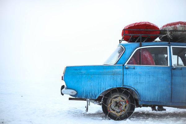 Tipos de cadenas de nieve y como utilizarlas
