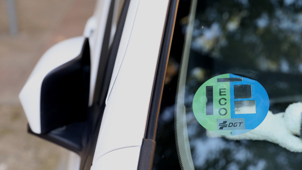 Qué son las etiquetas ambientales para los vehículos