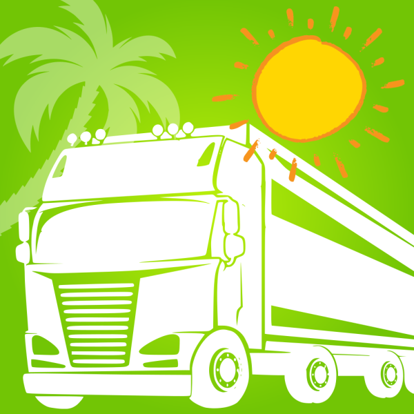 Sácate el carnet de camión este verano